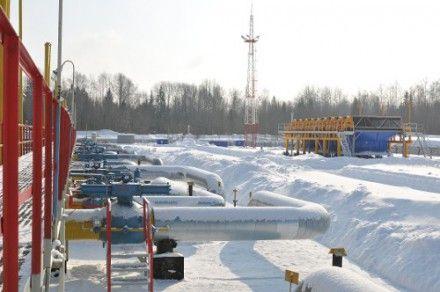 газ / Фото : Газпром