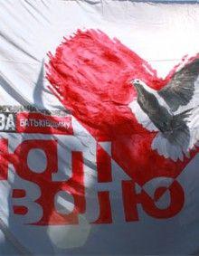 У Києві протестують проти політрепресій / Фото : batkivshina-kiev.com.ua