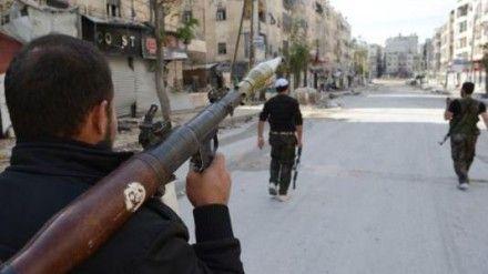 В Сирии не прекращается конфликт между властями и вооруженной оппозицией / Фото: presstv.ir