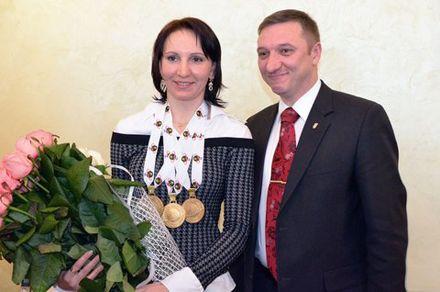 Елена Пидгрушная и Алексей Кайда / Фото: Kaputik.net