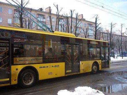 Парк трамваїв і тролейбусів оновиться на 80% / Фото: wikipedia.org