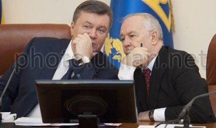 Янукович говорил с Рыбаком относительно решения вопроса Тимошенко