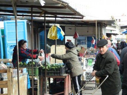 Чоловіка утримували у складському приміщенні на одному з ринків Тернополя / Фото : zz.te.ua