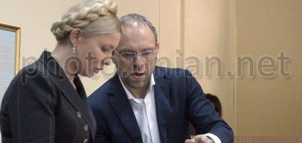 Тимошенко хочет своей доставки в суд