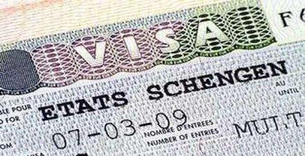 Немецкую визу можно получить в Харькове