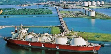 LNG-терминал можно разместить в порту Южный