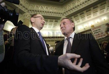 Ефремов планирует договориться с оппозицией