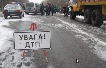 В Херсонской области перевернулся микроавтобус с рабочими / Фото : poltava.pl.ua