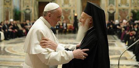 Франциска и Варфоломея I могут пригласить в Киев / Фото: www.patriarchate.org