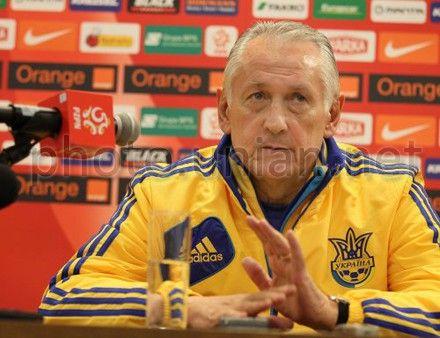 Михайло Фоменко подякував ФФУ за спаринг-партнера