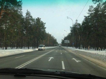 Трасса на Кончу-Заспу, 24 марта
