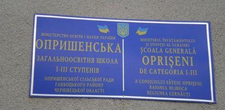 Опришены утвердили региональный статус румынского языка / Фото: 1ua.com.ua