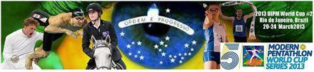 Украинцы в Рио-де-Жанейро завоевали серебро / Фото: pentathlon.org