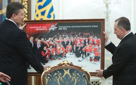 ХК Донбасс серьезно изменится