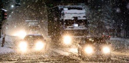 Движение крупногабаритного транспорта по Киеву запретили