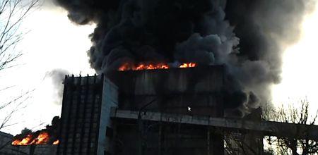 Ставицкий должен разобраться, почему сгорела ТЭС
