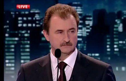 Пока Киев стоял, Попов продвигал его в Вене