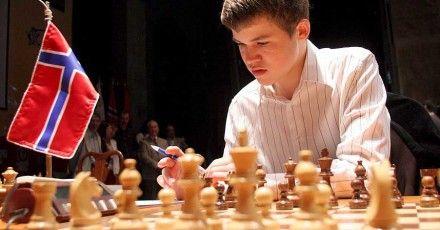 Магнус Карлсен поборется с чемпионом / Фото: norge.ru