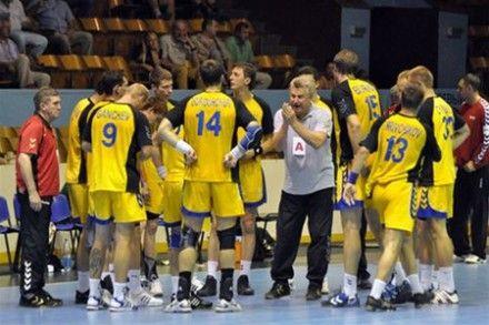 Это первая победа украинцев в отборочном турнире чемпионата Европы-2014 / Фото: sport.obozrevatel.com