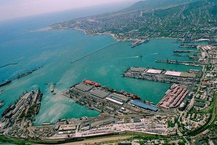 ...в морском порту Новороссийск, в ходе которых установлено, что действующая в настоящее время Технологическая схема.