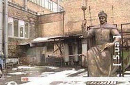 Полтавський пам`ятник Мазепі забули в Києві