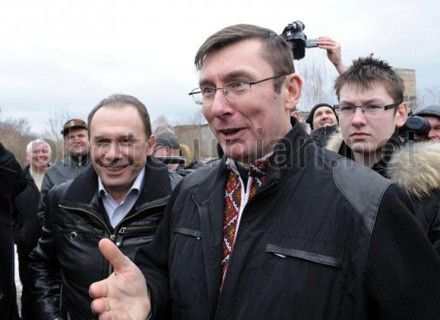 Луценко хочет, чтобы к Майдану присоединился восток Украины