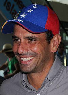 Энрике Каприлес / Фото: Wilfredor из Википедии