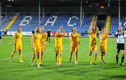 Сборные Украины и Англии сыграют в отборе женского Чемпионата мира / Фото: sportkaluch.ucoz.ru