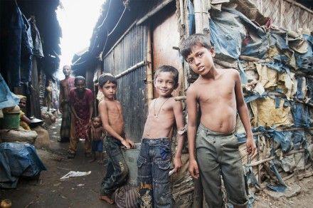 В условиях крайней бедности живет 1 миллиард 200 миллионов человек / Фото: un.org