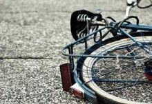 """6 марта на автодороге  """"Киев-Чоп """" произошла авария: водитель автобуса переехал на велосипедиста, сообщает..."""