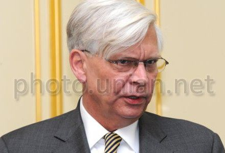 Посол Германии в Украине Кристоф Вайль