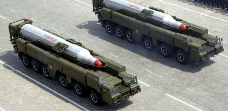 КНДР вывела из боевых позиций баллистические ракеты / Фото :  militaryphotos.net