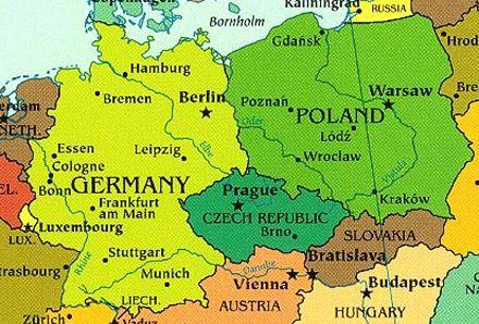 Германия Польша