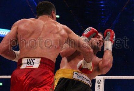 Победа Кличко над Пьянетой подняла его в рейтинге Ринга