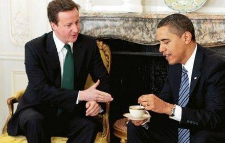 Джеймс Кэмерон и Барак Обама обсудят сирийский вопрос / Фото: en.mercopress.com