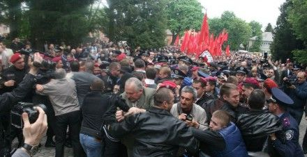 Лишили свободы и помощника одного из нардепов от ВО «Свобода» / Фото: doba.te.ua