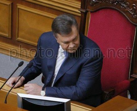 ВР рассмотрит законопроект о порядке импичмента Президента