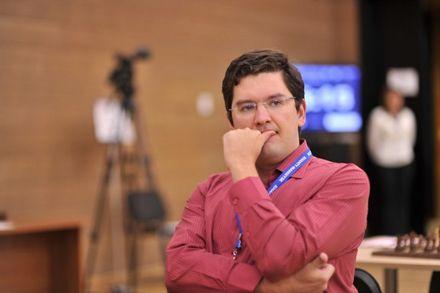 Моисеенко стал чемпионом Европы / Фото: chess.ugrasport.com