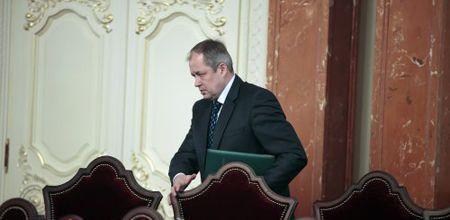 Романюк принял присягу члена Высшего Совета юстиции