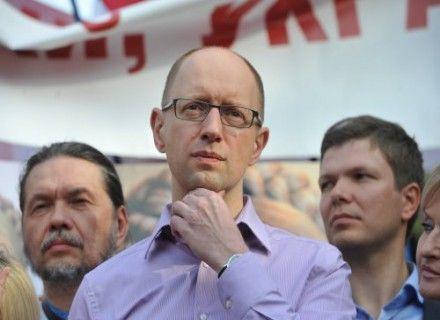 Яценюк стал главой политсовета