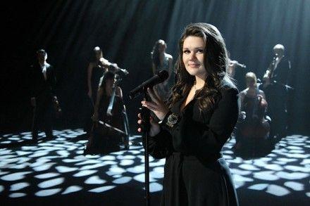 Участница Евровидения 2013 Дина Гарипова