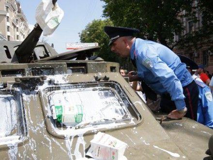 Доклад Захарченко о событиях 18 мая не дослушали