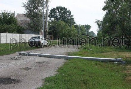 В обесточенных населенных пунктах восстановлено электроснабжение