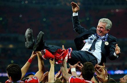 Хайнкес предсказывает новую эру / Фото: uefa.com
