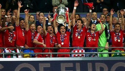 Бавария выиграла Лигу Чемпионов / Фото: uefa.com