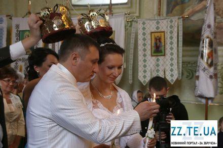 Свадьба Кайды и Пидгрушной / Фото zz.te.ua