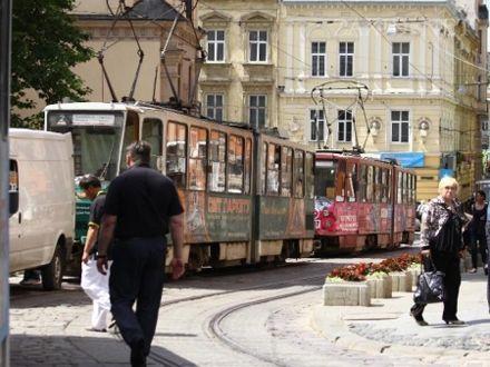 Трамвай, Львів /Фото: Zaxid.net