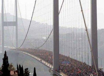 В настоящее время в Турции продолжаются акции протеста / Фото minval.az