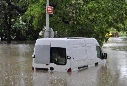 Наводнения из Европы придут в Украину
