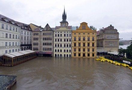 Наводнение в Европе сегодня достигнет пика